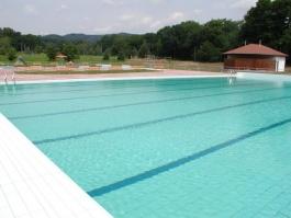 Bazén detail